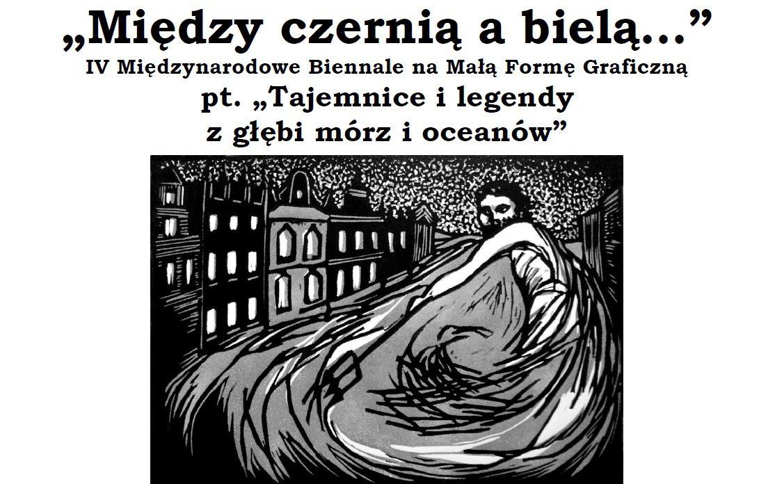 """""""MIĘDZY CZERNIĄ A BIELĄ…"""""""