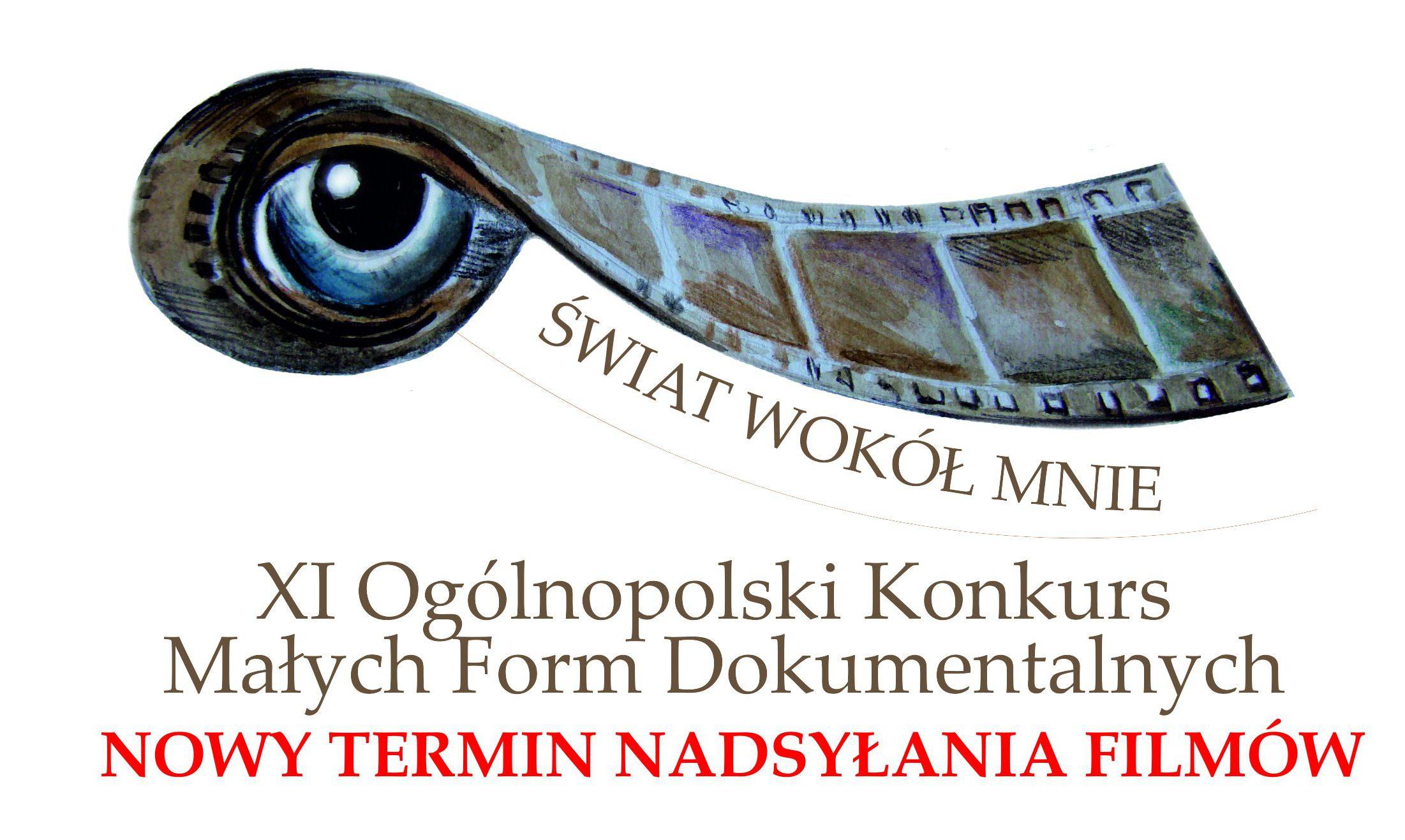 XI Ogólnopolski Konkurs Małych Form Dokumentalnych – NOWY TERMIN